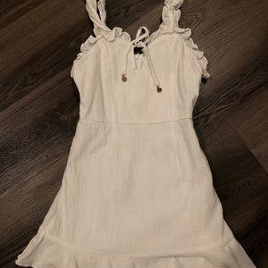princess polly cute lil white dress